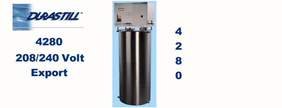 Commercial Water Distiller ~ Durastillexports